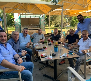 Sastanak sa Fruit Security timom u Hrvatskoj